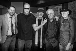 Johnny Feds Band pic
